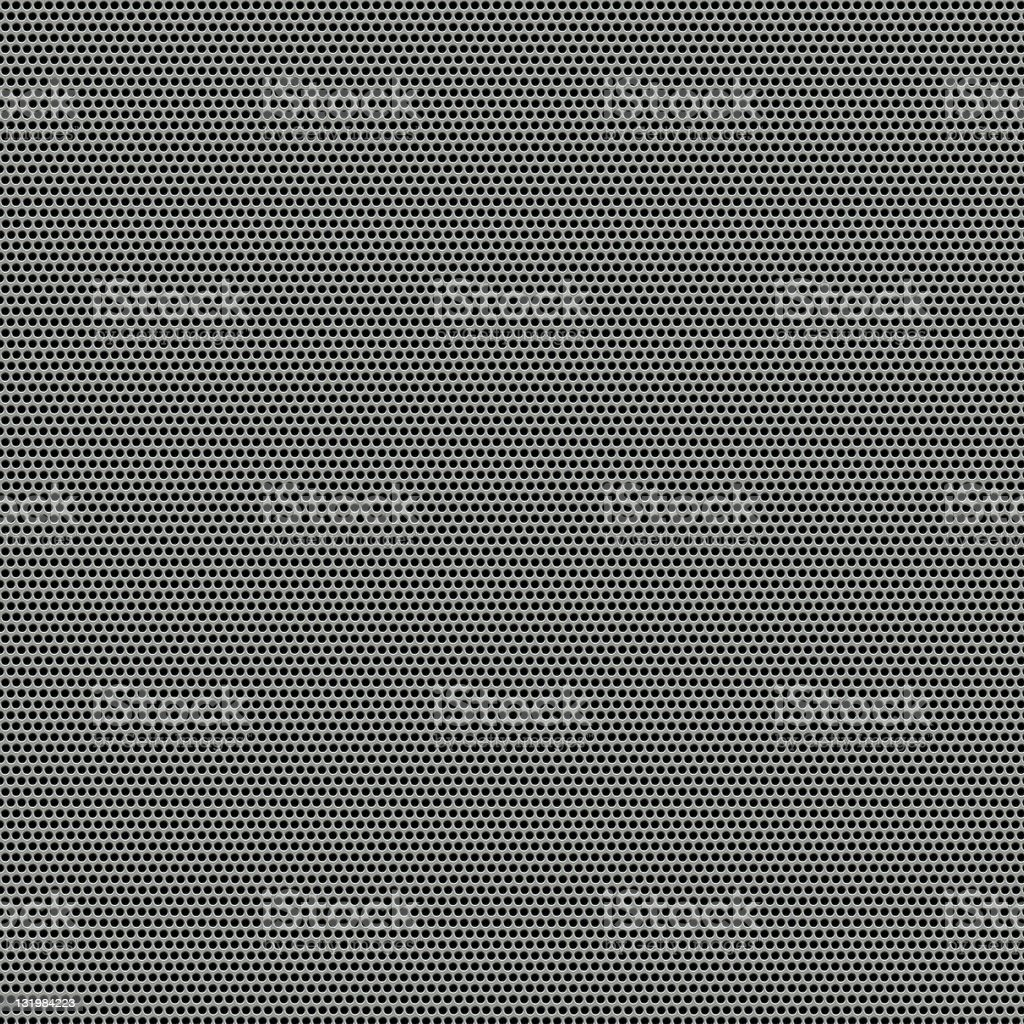 Silver stainless steel mesh royalty-free stock photo