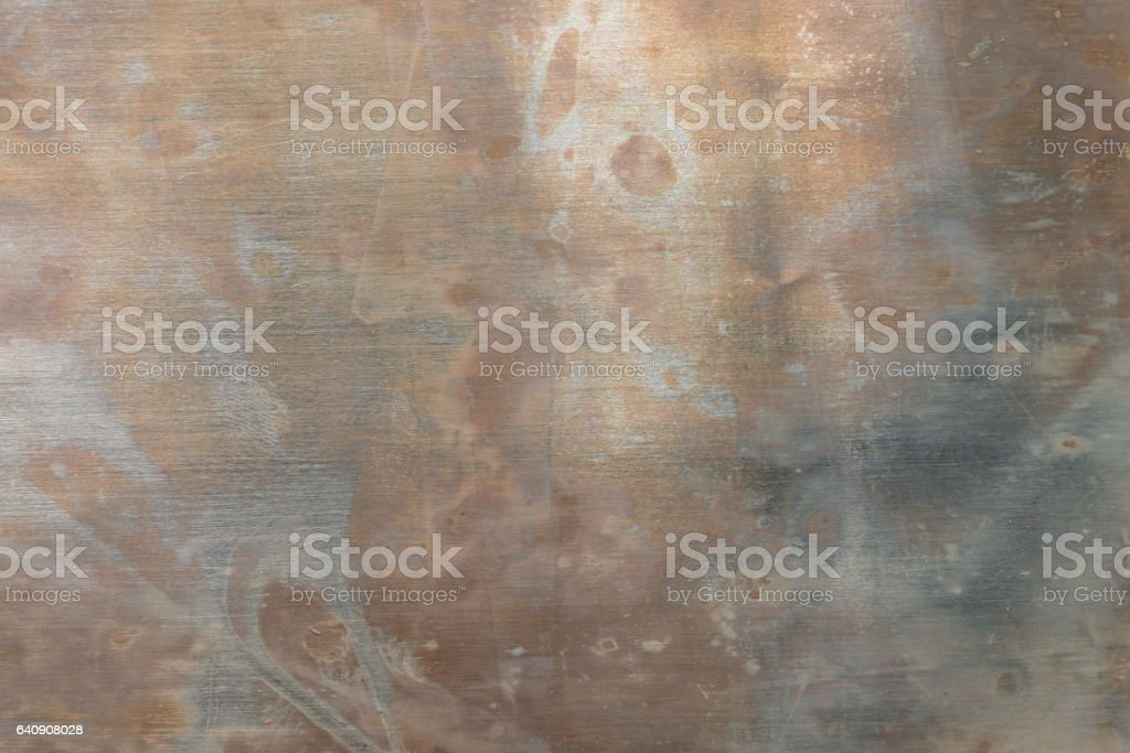 silver texture dirty and scratch  for background stock photo