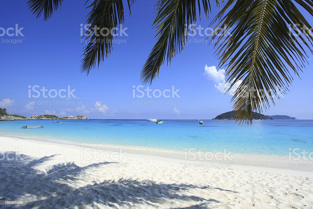 Similan Islands royalty-free stock photo