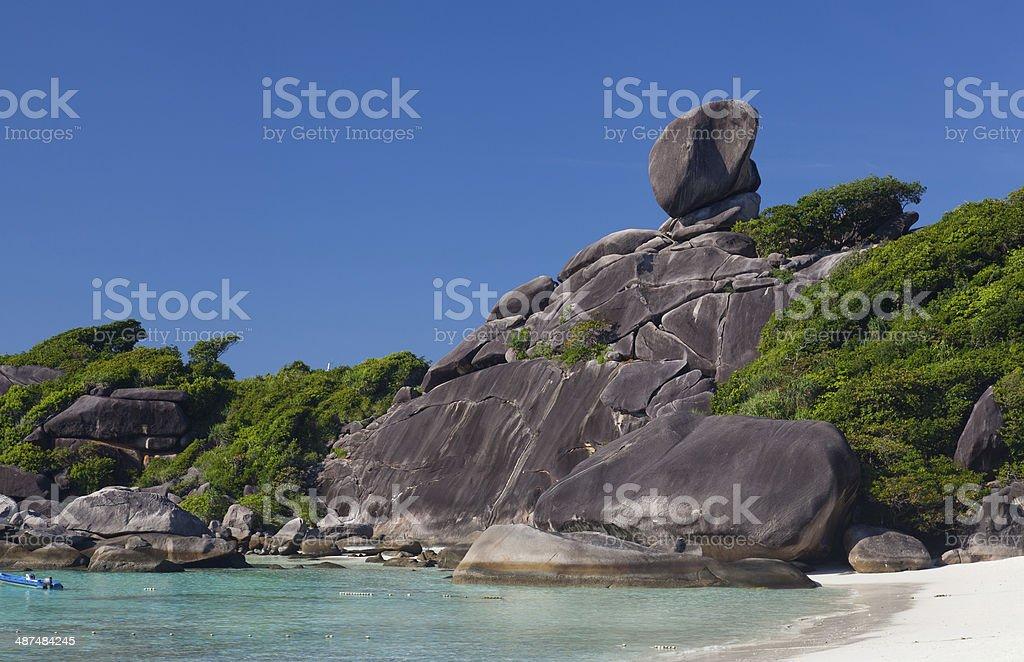 Similan, Thailand stock photo