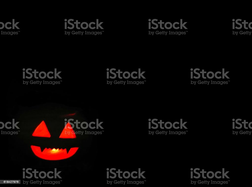 Simple and clear amazing halloween background stock photo