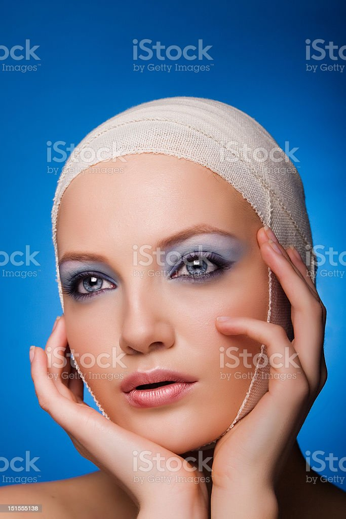 Simple beauty royalty-free stock photo