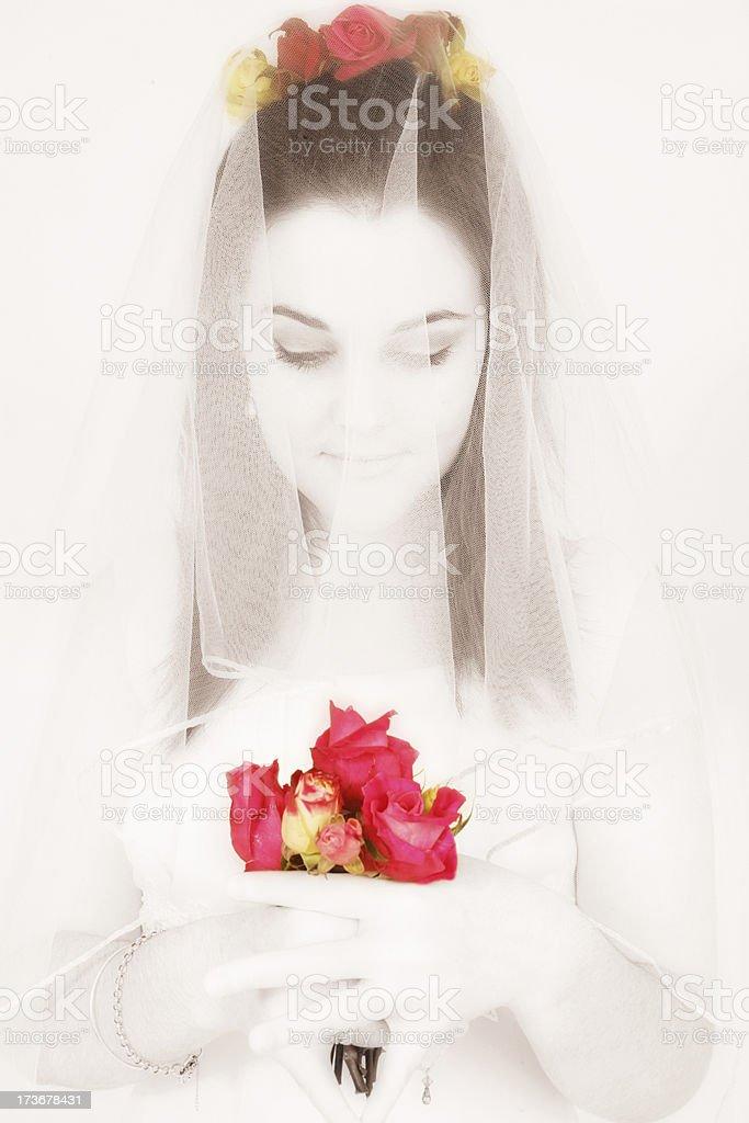 Simple Bouquet stock photo