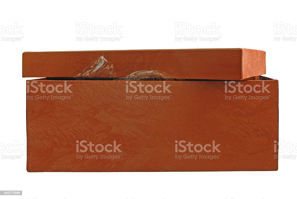 simple box royalty-free stock photo