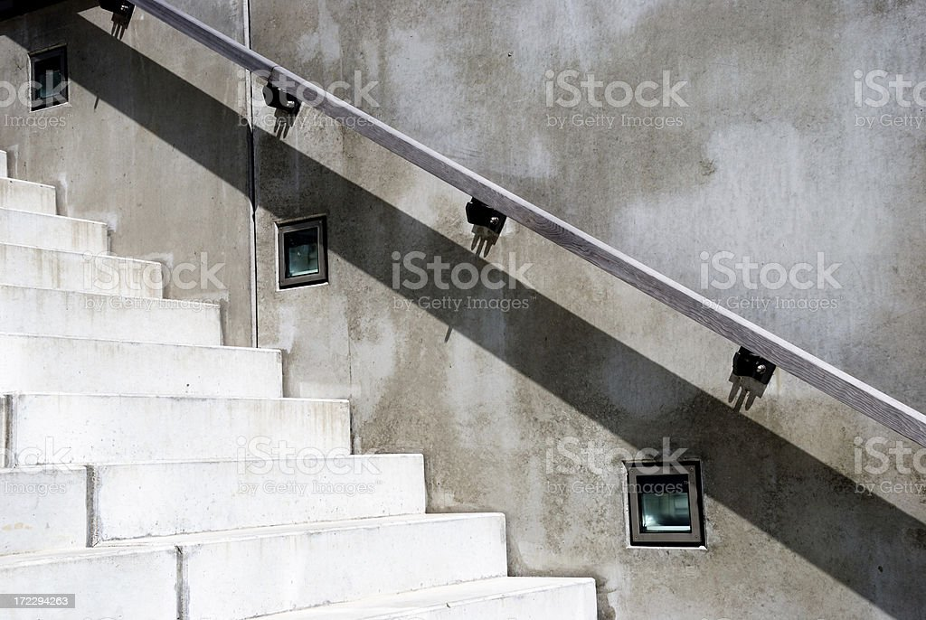 simple concrete royalty-free stock photo