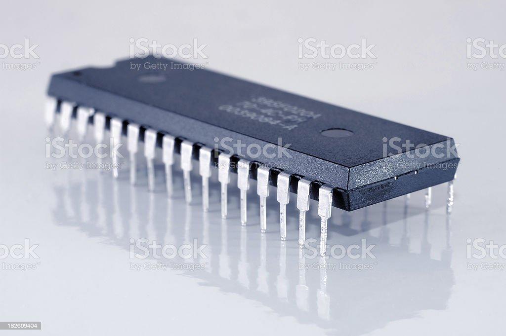 simple data processor royalty-free stock photo