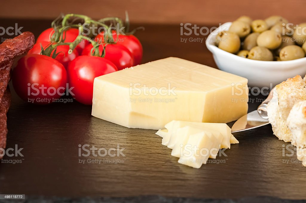 simple food stock photo