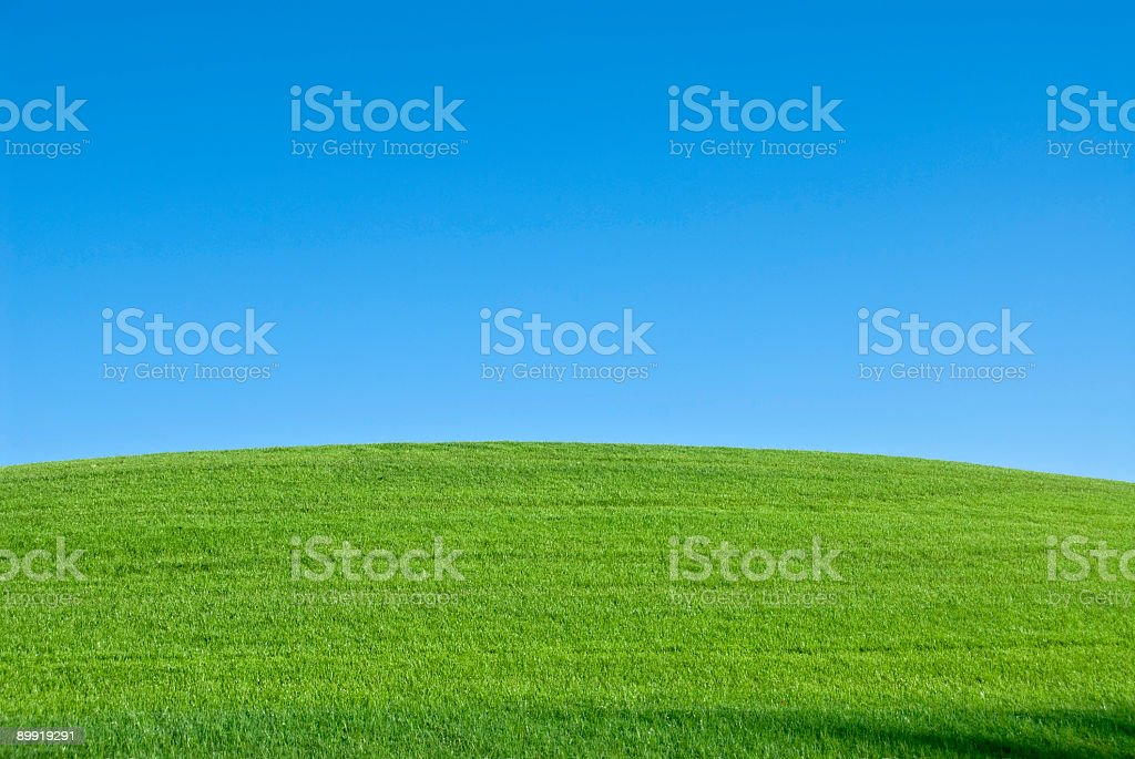 Simple Outdoor Background royalty-free stock photo