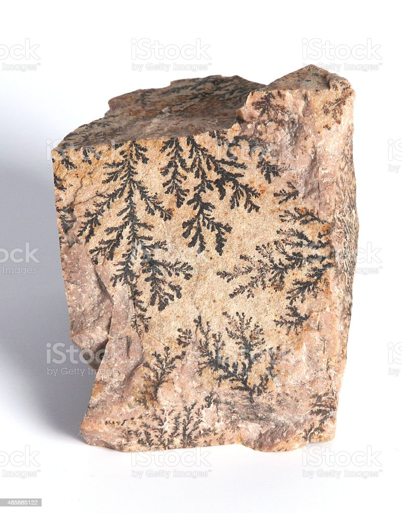 Sinai stone stock photo
