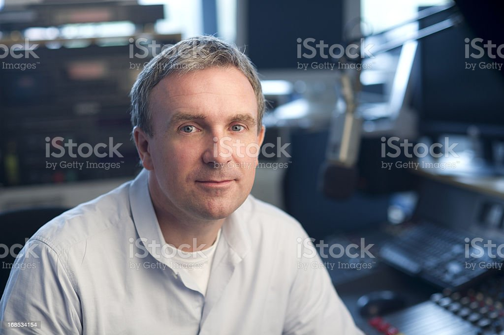 sincere dj stock photo