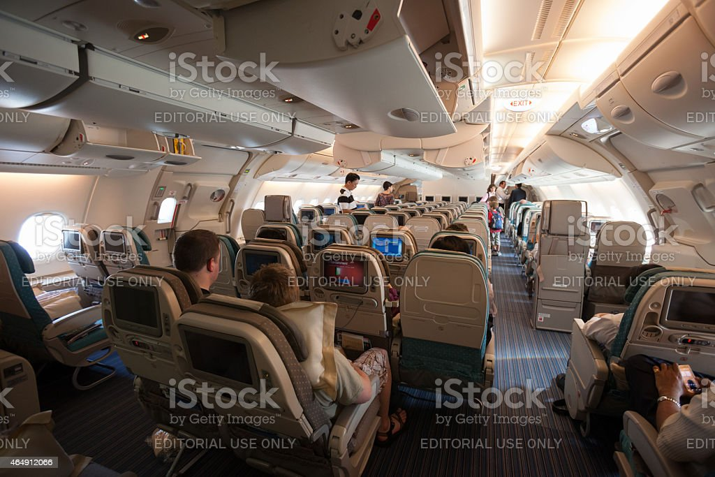 Singapore Airline : Airbus A380 stock photo