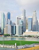 Singapore Floating Platform
