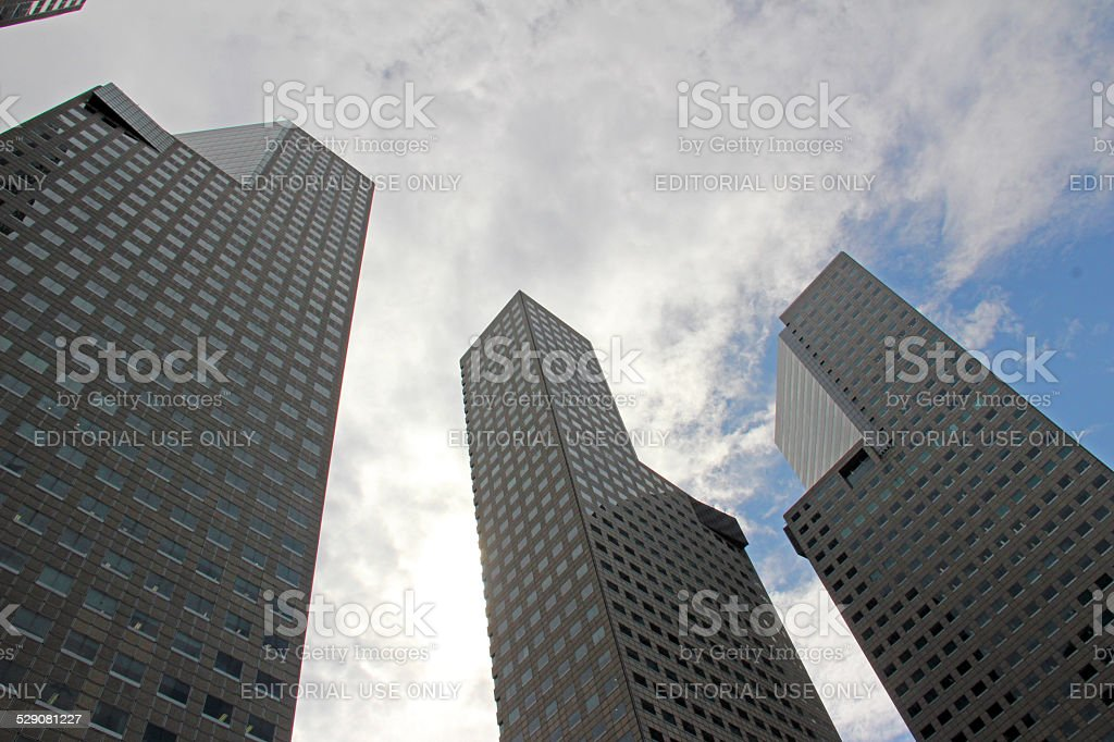 Singapore: Marina Square stock photo