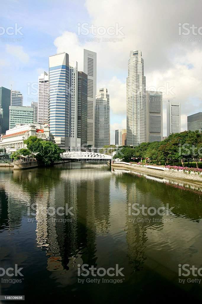 Singapore royalty-free stock photo