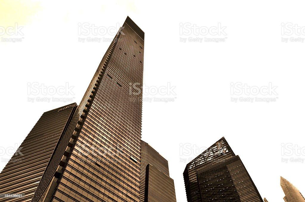 DBS Singapore stock photo