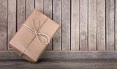 Single Brown Package