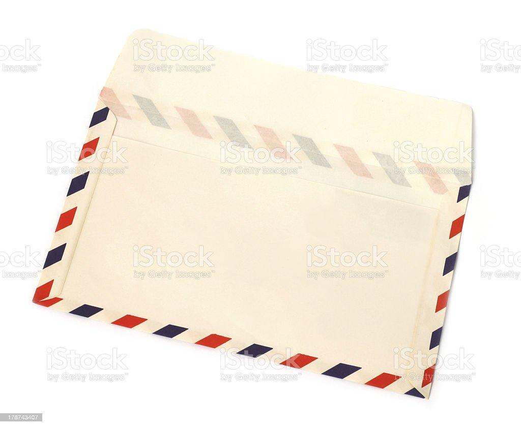 Single Envelop stock photo