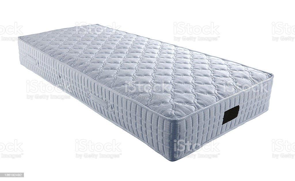 single mattress royalty-free stock photo