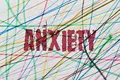 Single word Anxiety