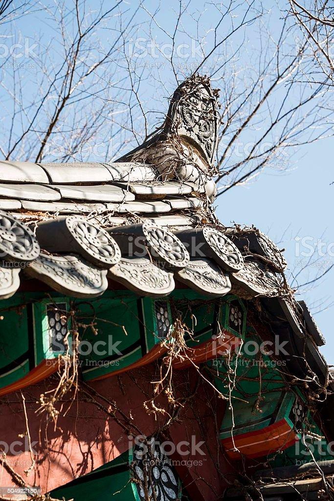 Sinheungsa Temple stock photo