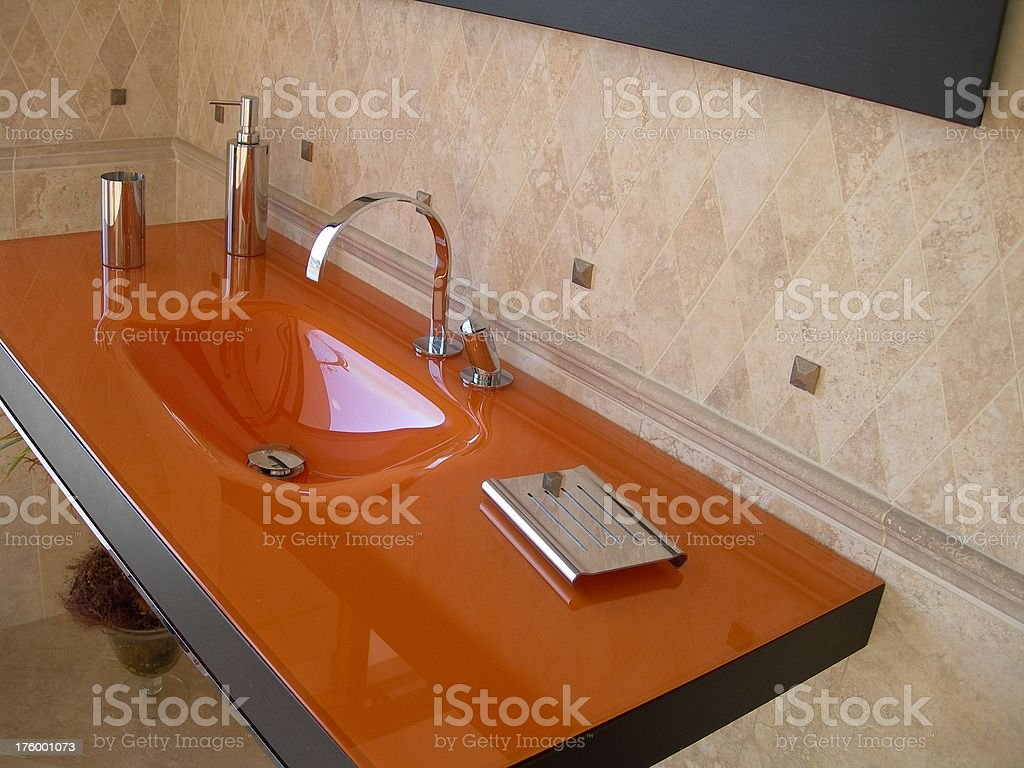 Sink 01 royalty-free stock photo