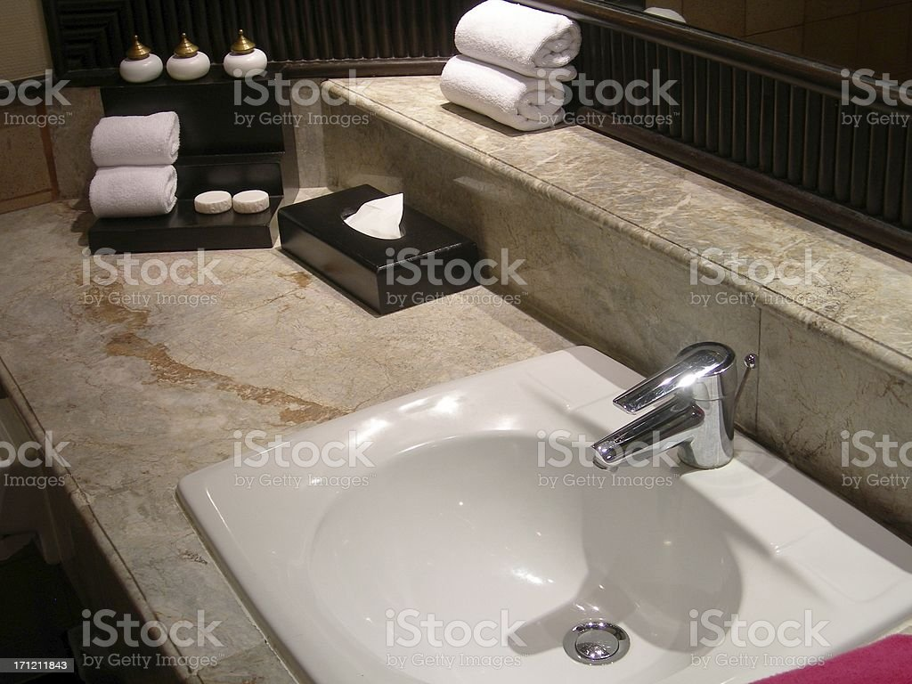 Sink 03 royalty-free stock photo