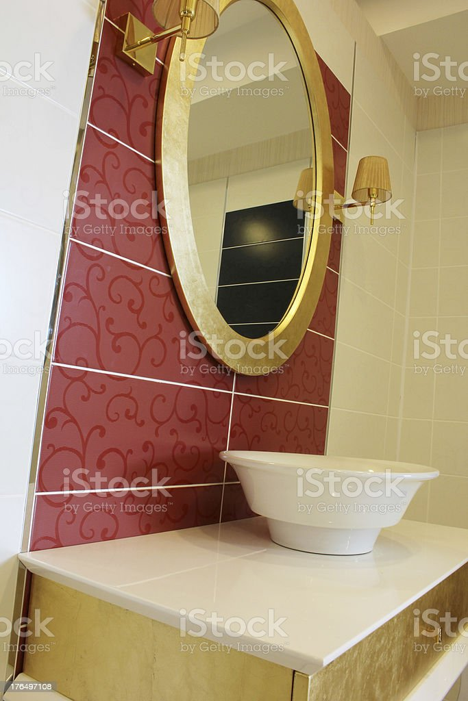 Sink royalty-free stock photo