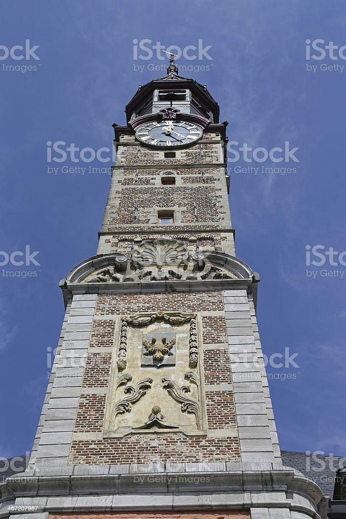 Sint Truiden Town hall - 04 stock photo