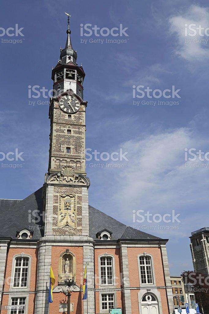 Sint Truiden Town hall - 1 stock photo