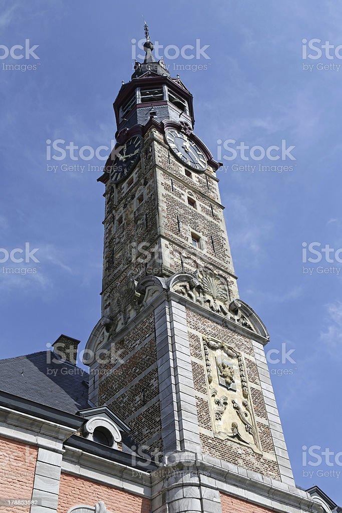 Sint Truiden Town hall - 2 stock photo