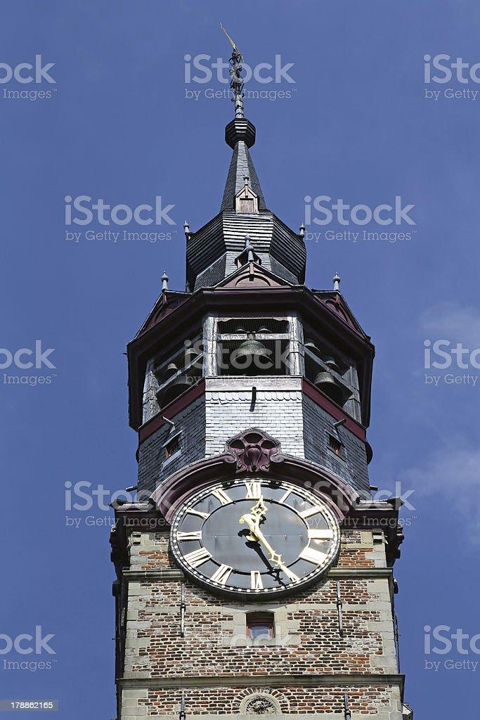 Sint Truiden Town hall - 3 stock photo