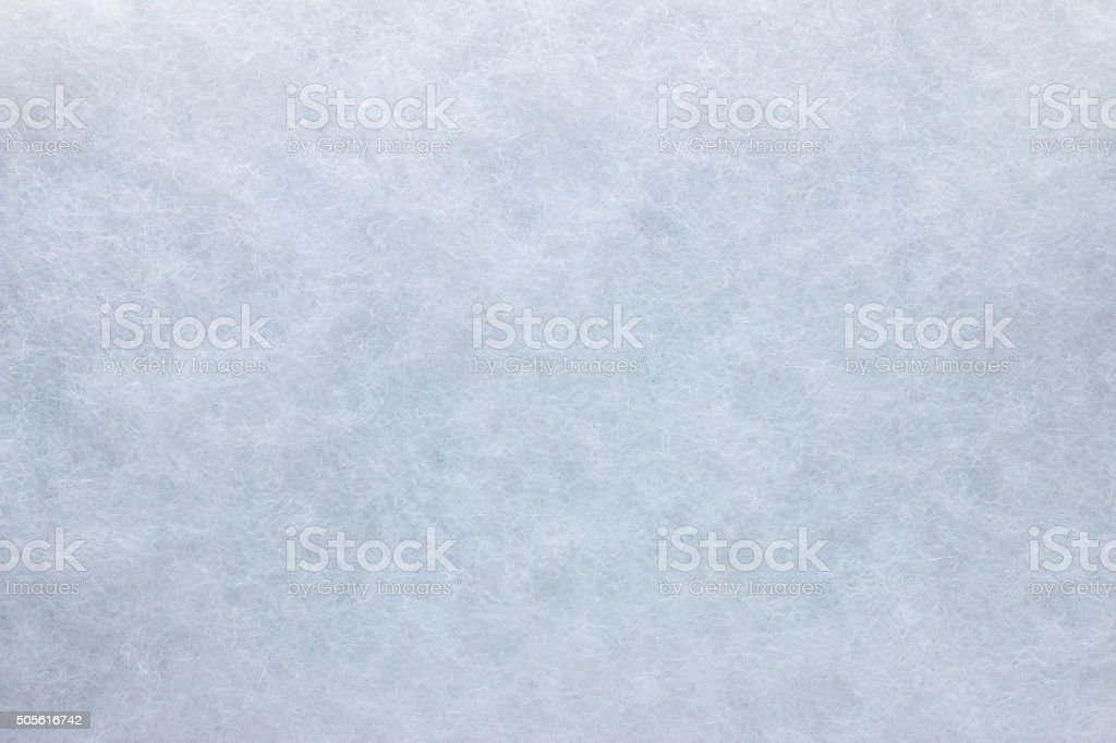 sintepon texture closeup stock photo