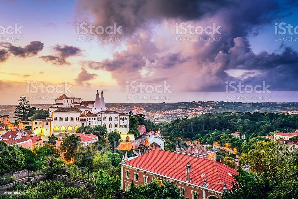 Sintra, Lisbon, Portugal stock photo