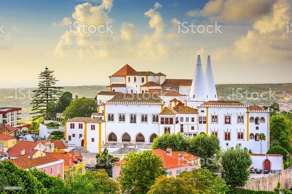 Sintra Portugal stock photo