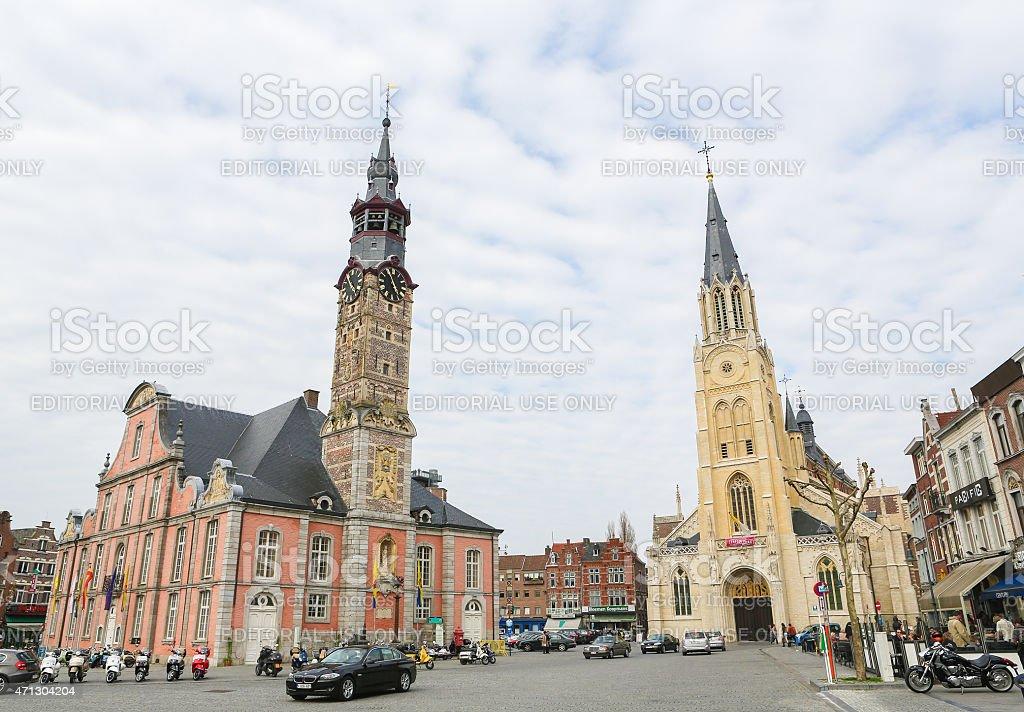 Sint-Truiden, Limburg, Belgium stock photo