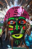 Sinulog Festive Tribal Mask