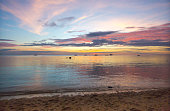 Sipalay sunset, Filipino