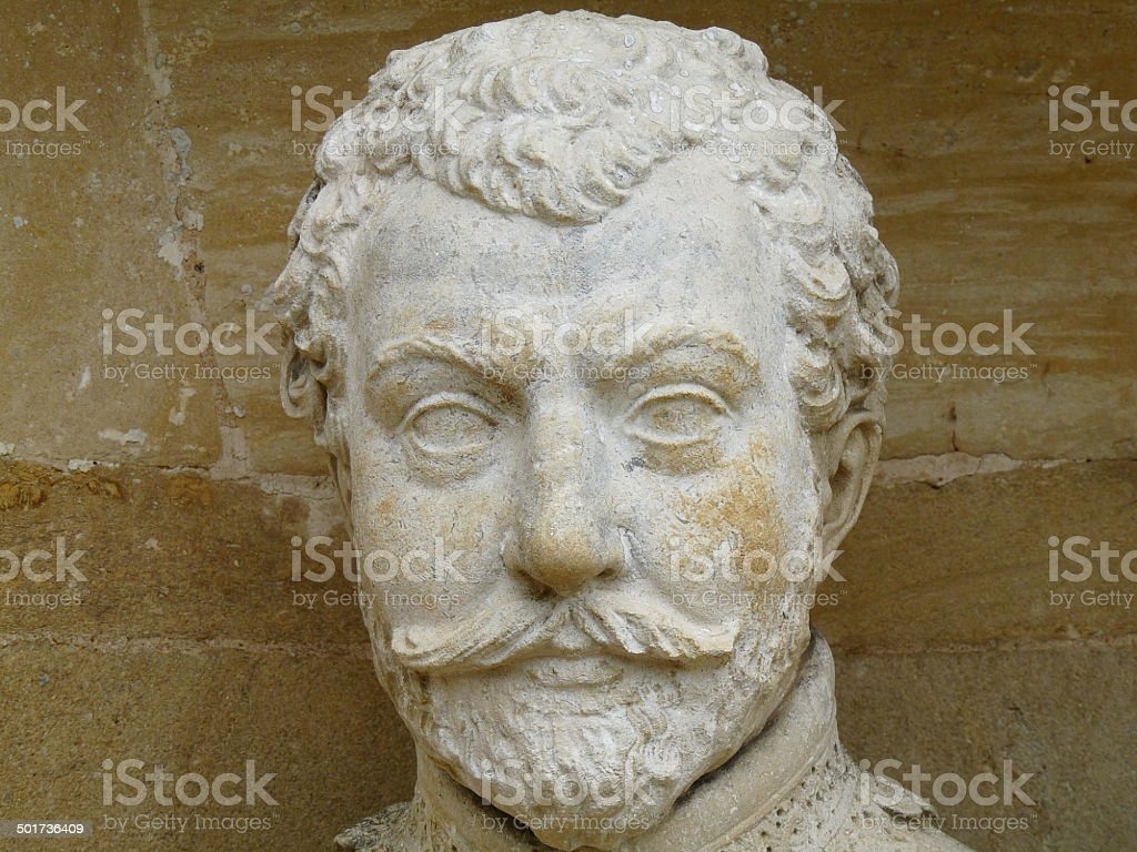 Sir Francis Drake 1540-1596 stock photo
