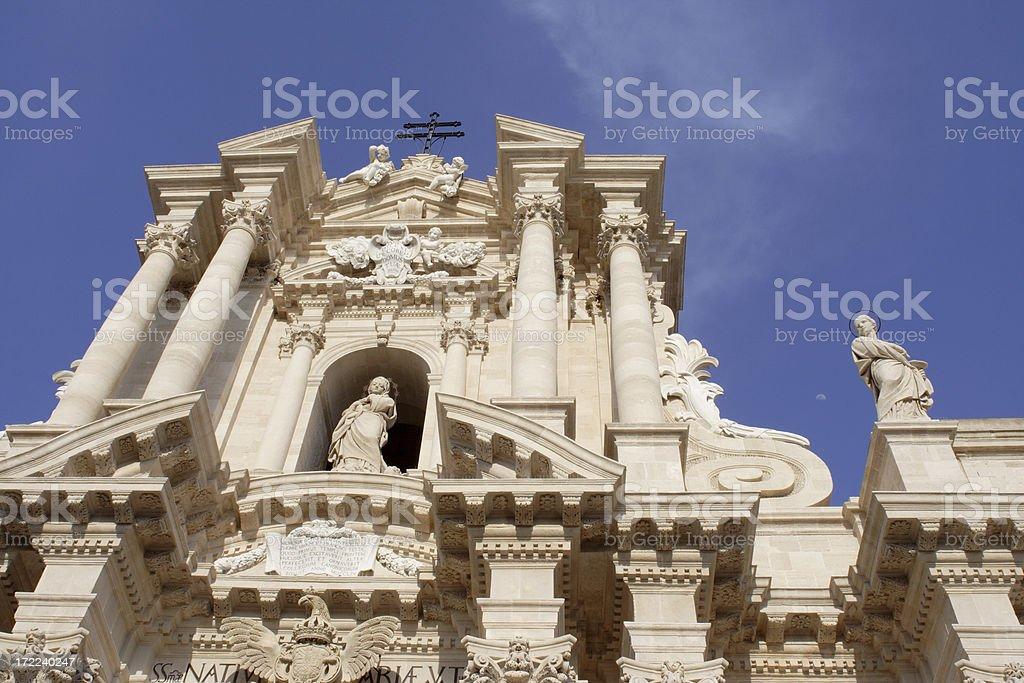 Siracusa royalty-free stock photo