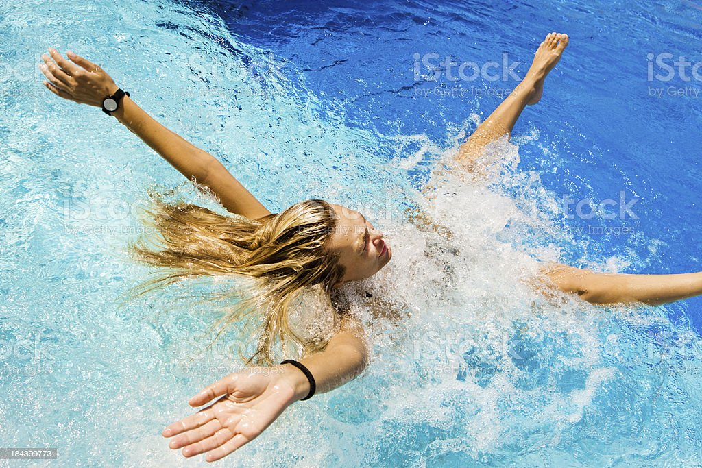 Siren royalty-free stock photo