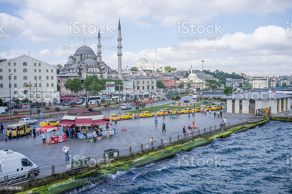 Sirkeci Istanbul royalty-free stock photo