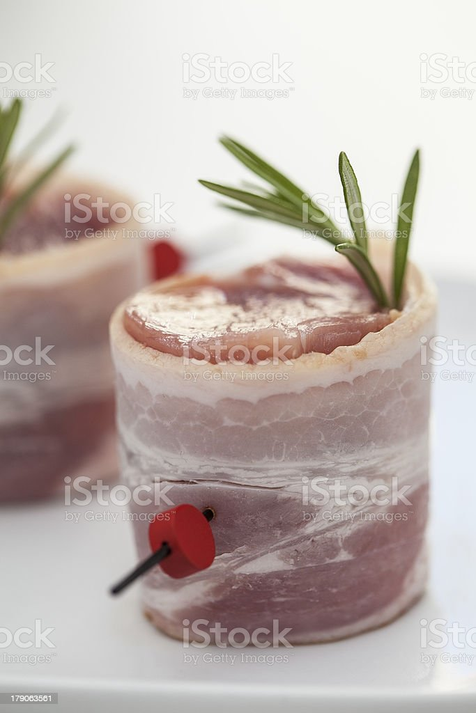 Sirloin royalty-free stock photo