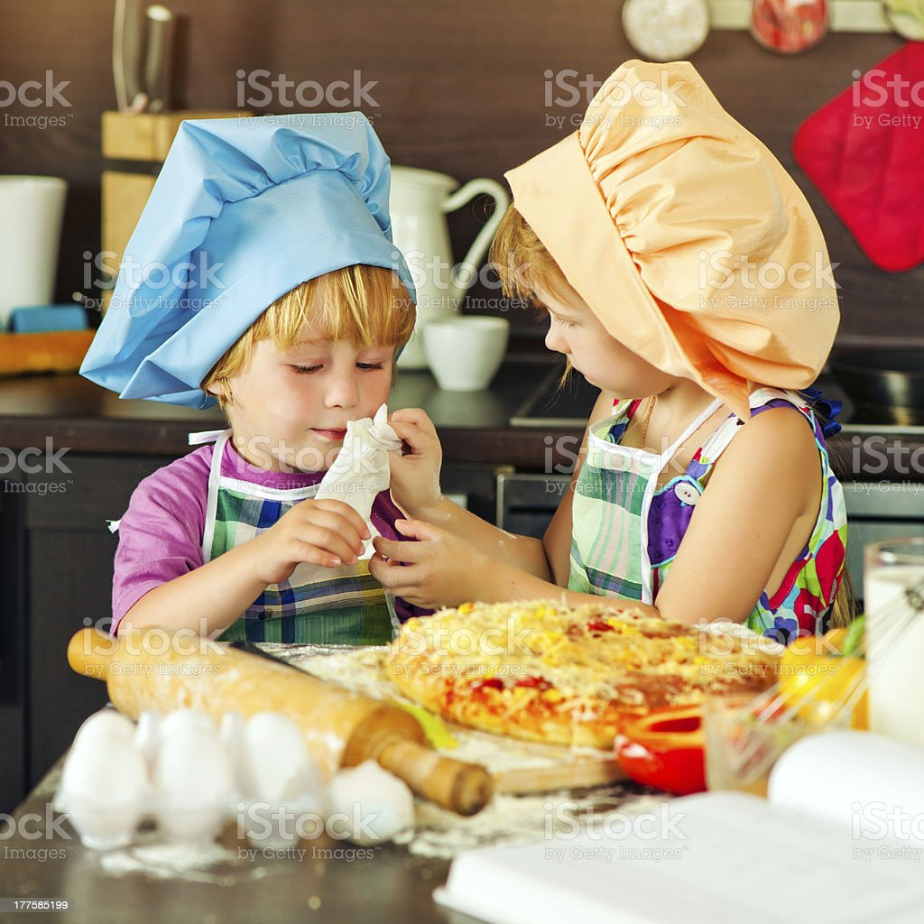 Sister's care royalty-free stock photo