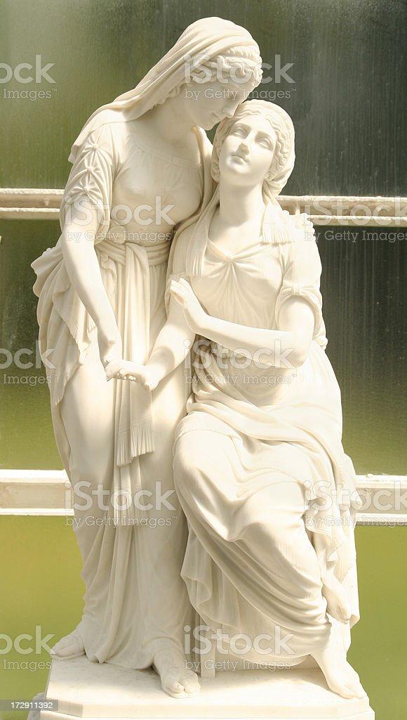 Sisters of Bethany stock photo