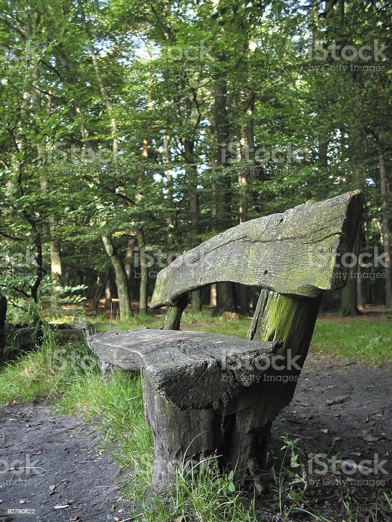 Sit... and relax royalty-free stock photo