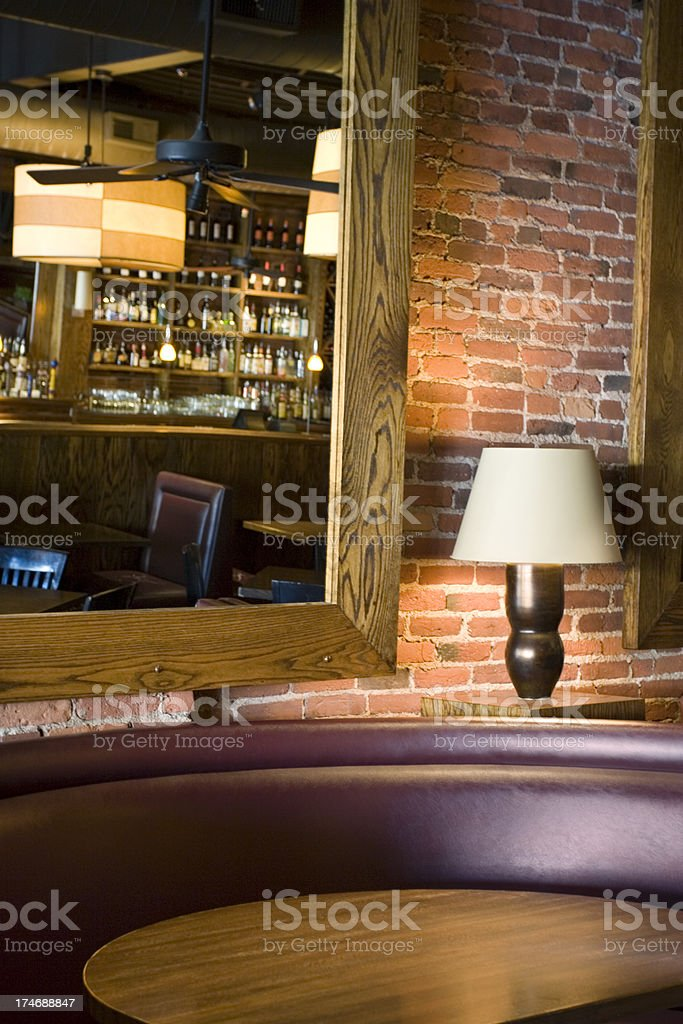 Sit Down, Eat Some Food and Relax. royalty-free stock photo
