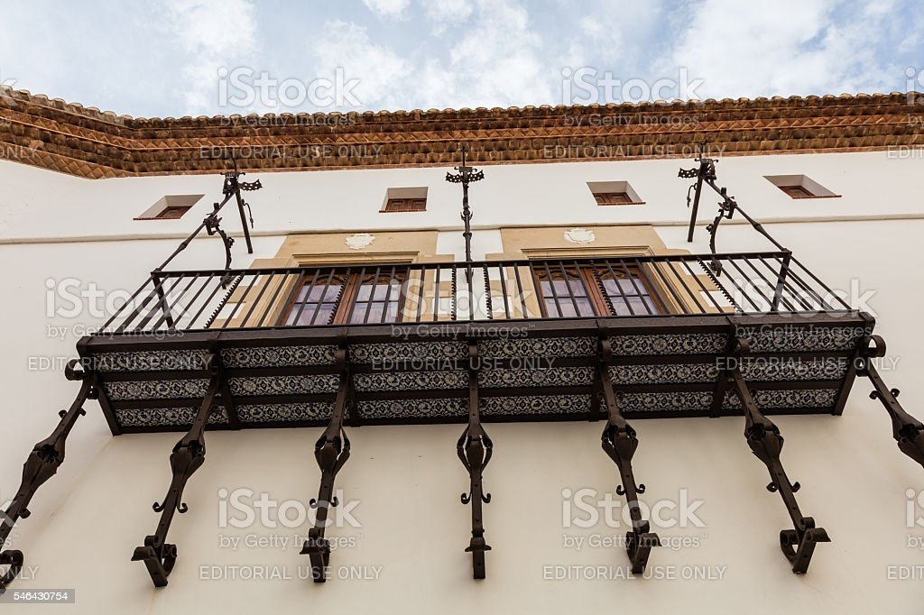 Sitges stock photo