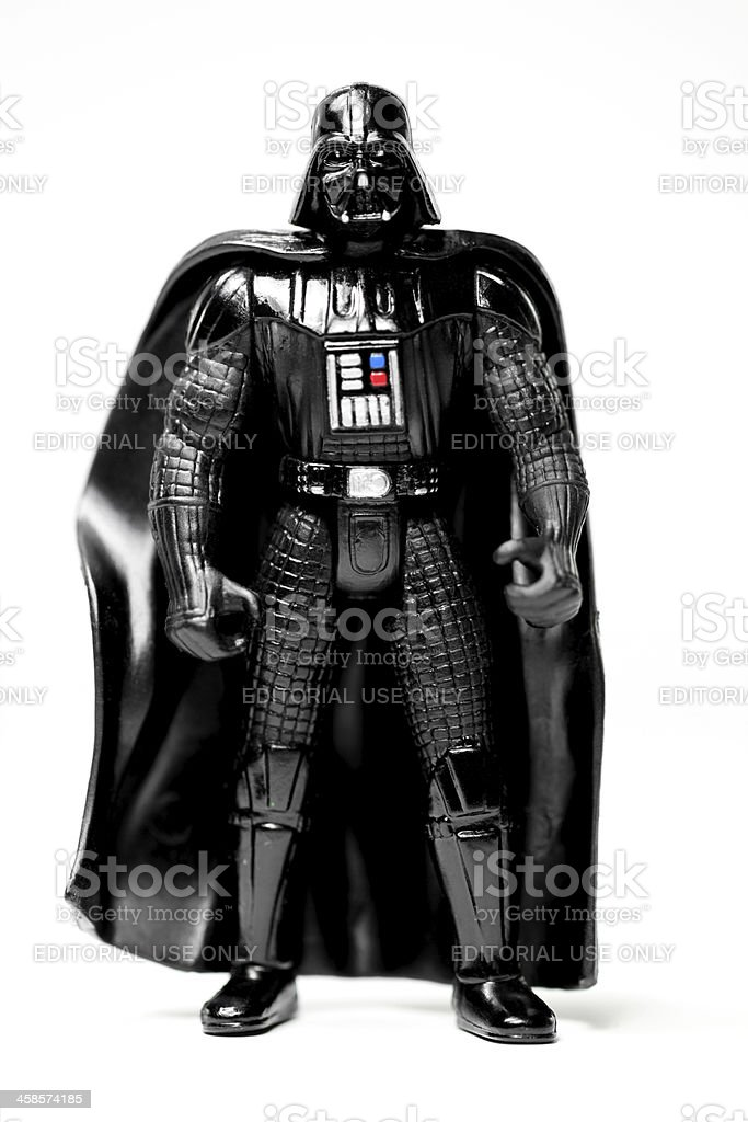 Sith Lord stock photo