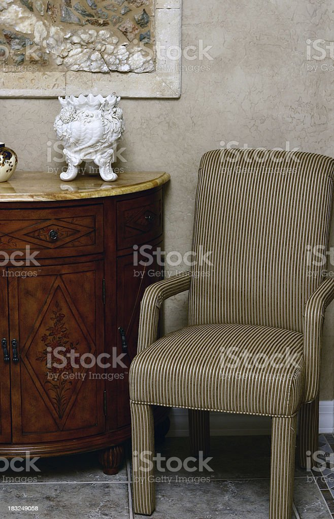 sitting area royalty-free stock photo