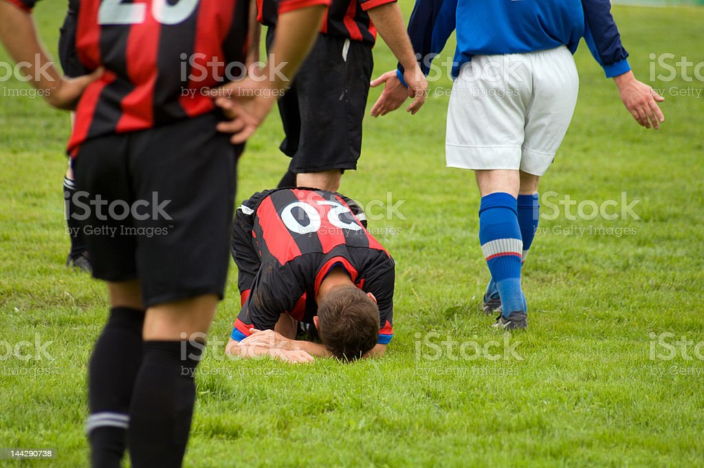 situation offside royalty-free stock photo